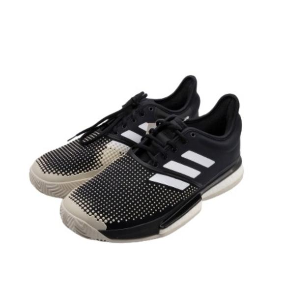 Adidas Solecourt Clay Men's Shoes Size 10.5